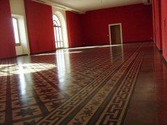 Conservazione Restauro Pavimentazione Neoclassica1