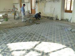 Conservazione Restauro Pavimentazione Neoclassica14