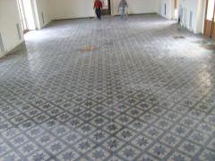 Conservazione Restauro Pavimentazione Neoclassica4