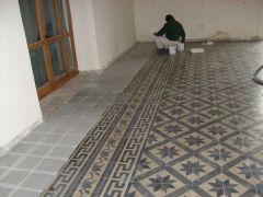 Conservazione Restauro Pavimentazione Neoclassica7