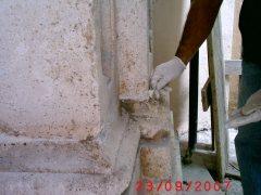 Conservazione Restauro Portale Santa Maria Caiazzo12