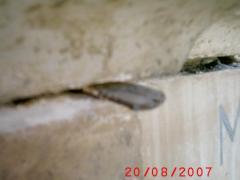Conservazione Restauro Portale Santa Maria Caiazzo25