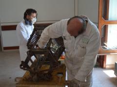 Elementi Decorativi Ferro Camera Commercio Salerno3