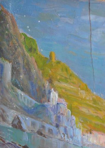 Camera Commercio Salerno 2009 Conservazione Restauro Dipinto Tavola Luigi Paolillo 355x499 hover
